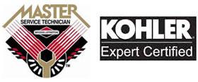 Briggs & Stratton, Kohler Master Service Technician