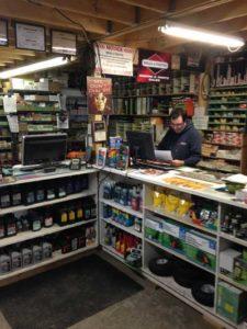 Parts Shop Front Desk