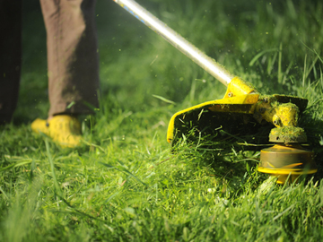 Grass Trimmer, Weed Whacker, Edge Trimmer
