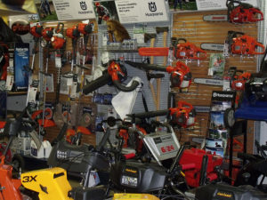 Lawn Maintenance Tools