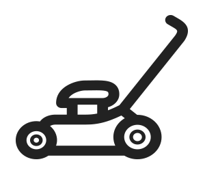 Lawnmower Icon