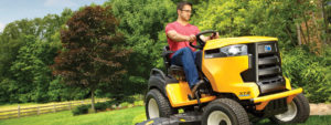 Home Hero, Cub Cadet, Riding Lawnmower, Tractor